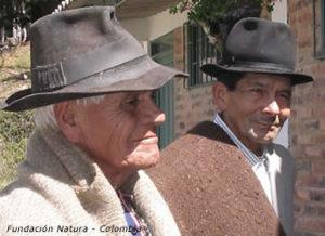 peuples de Colombie