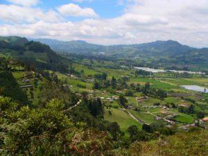 La sabana de Bogota